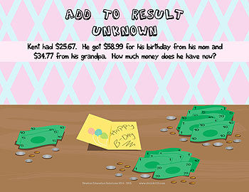 Add to Result Unknown - Money