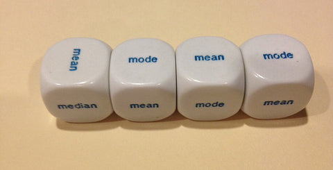 Central Tendency Word Dice