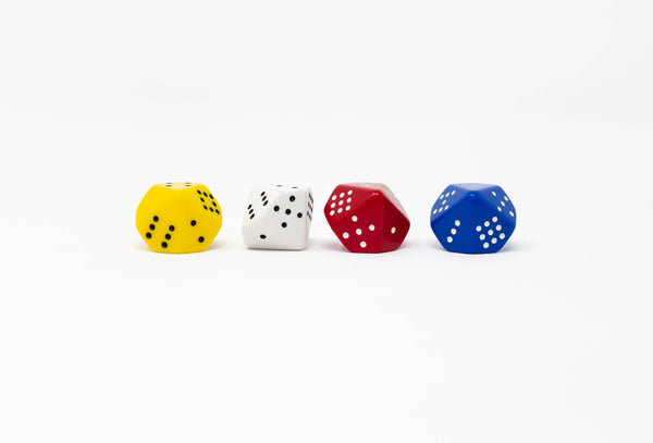 10 Sided Spotted Dice