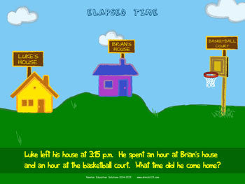 Elapsed Time - Houses