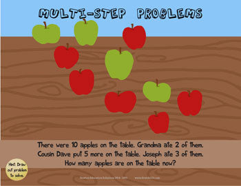 Multi-Step Apples Grandma