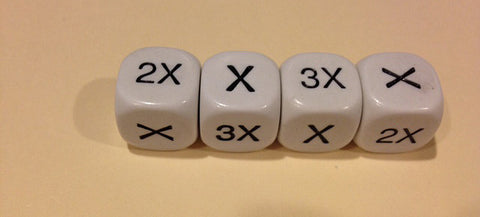 Multiplier Dice