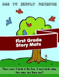 First Grade Story Mats (Download)