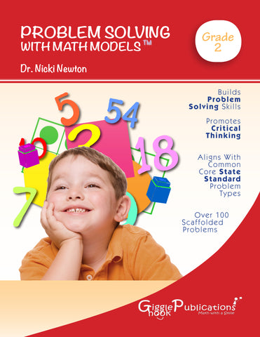 Problem Solving With Math Models Grade 2 (Color)