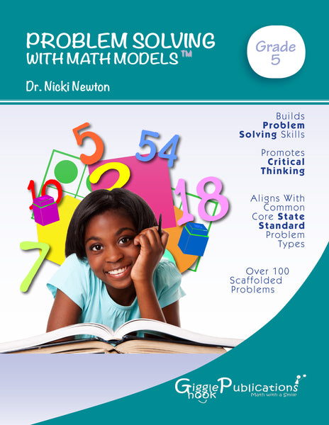 Problem Solving With Math Models Grade 5 (Color)