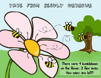 Take From Result Unknown - Bumblebees