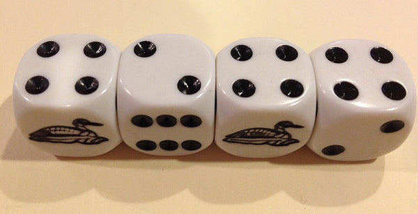 Loon Dice