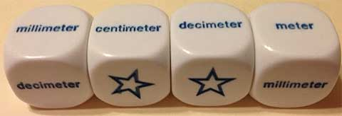 Metric Dice (Distance)