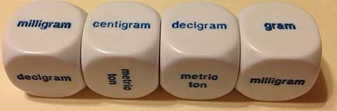 Metric Dice (Weight)