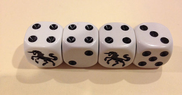 Unicorn Dice