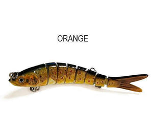2019 New Dancing Minnow Fishing Lure【50% OFF+BUY 4 FREE SHIPPING】