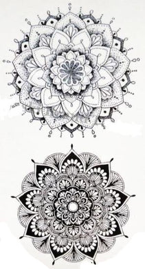 Tattoo Mandala Lotus