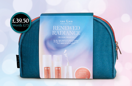 Spa Find Renewed Radiance Facial Gift Collection
