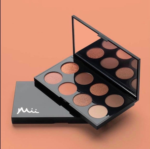 Mii Colour Play Eye Palette - Spicy Chic