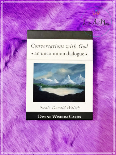 Conversations With God Divine Wisdom Card (Neale Donald Walsch)