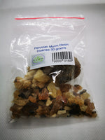 Peruvian Myrrh Resin Incense