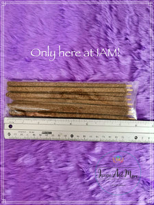 100% PURE Peruvian MYRRH Incense Sticks (Limited Quantity)