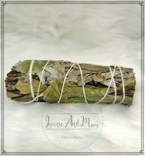 Load image into Gallery viewer, White Sage & Eucalyptus Smudge Bundle