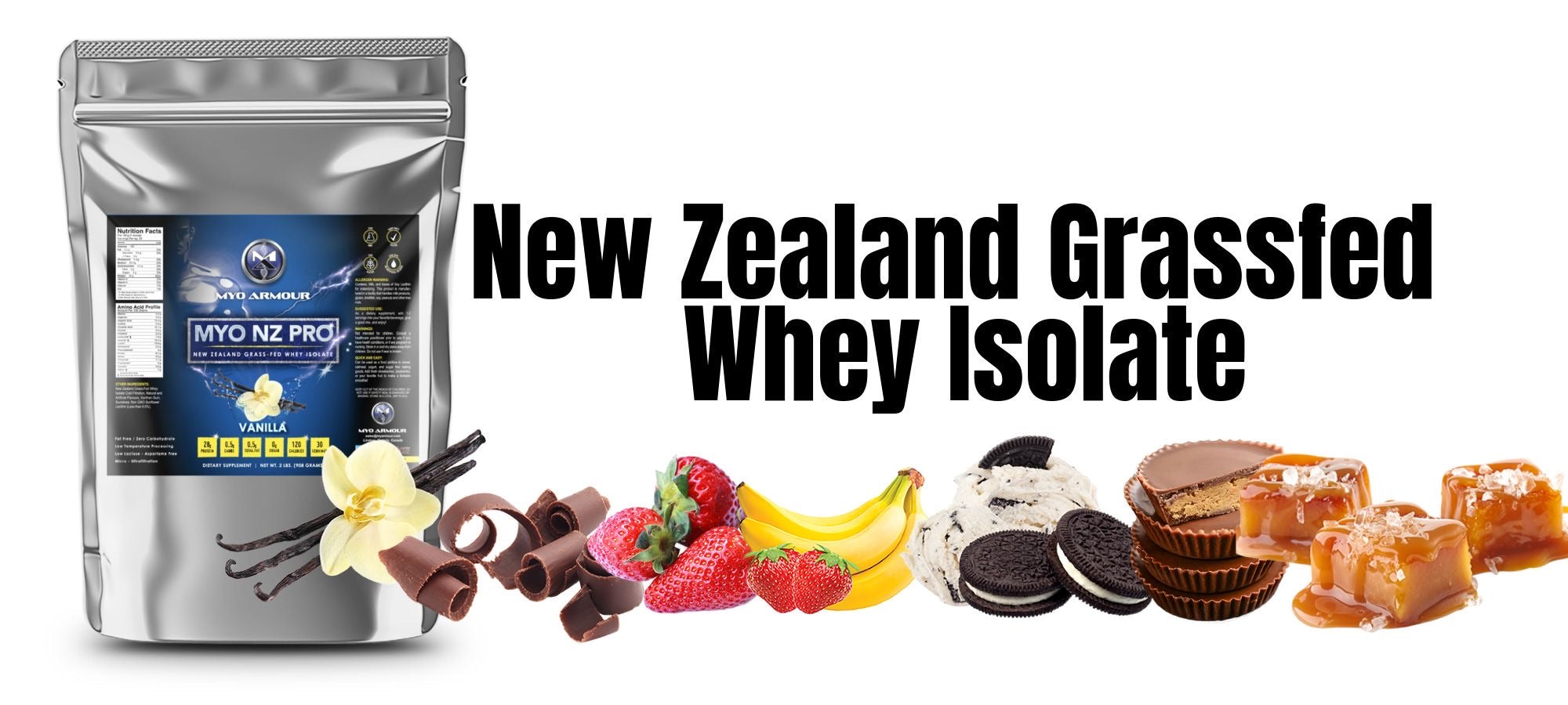 NZ Whey Isolate