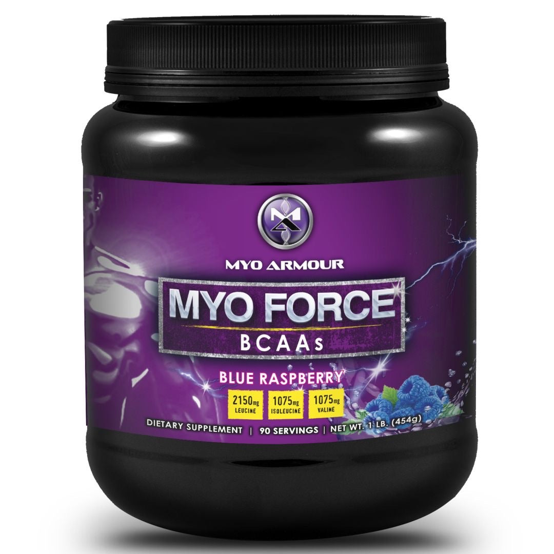 Myo Armour Force - BCAA - Flavoured - 454g - 90 servings