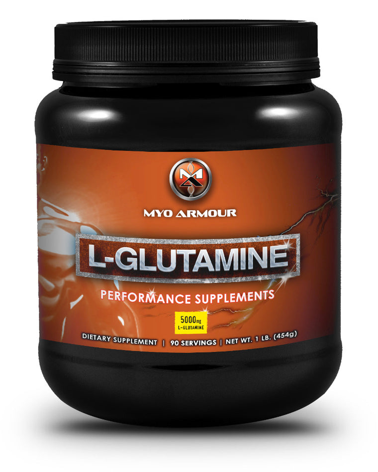 Myo Armour Recovery - L - Glutamine 500g - 90 servings