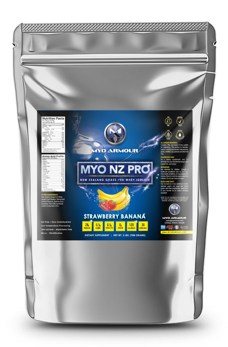 NZ Whey Isolate - Grassfed New Zealand Whey Isolate 2lbs