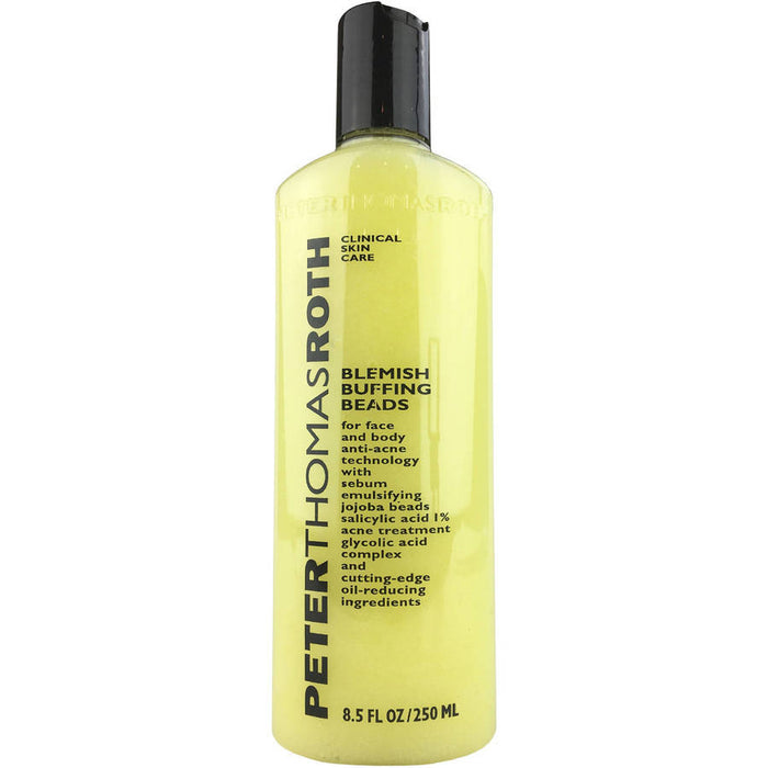 Peter Thomas Roth Blemish Buffing Beads Facial Cleanser & Exfoliator, 8.5 fl oz