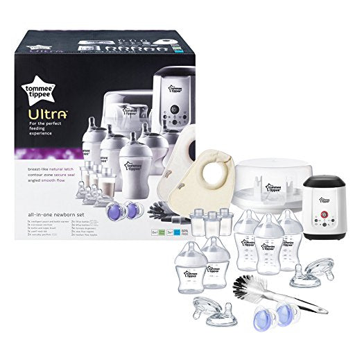 Tommee Tippee Ultra All-In-One Newborn Set - 3m+, 18.0 PIECE(S)