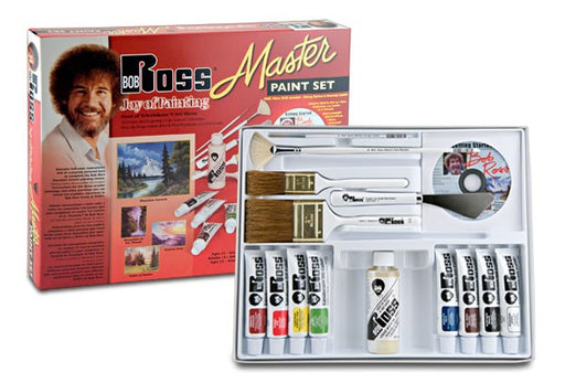 Bob Ross Master Painting Set