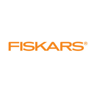 Fiskars Bent Ergonomic Orange Scissors, 1 Each