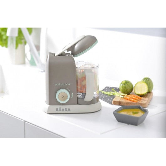 Beaba Babycook Baby Food Maker - Latte Mint