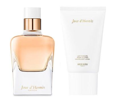 Hermes Jour d'Hermes Absolu Perfume Gift Set for Women, 2Pc