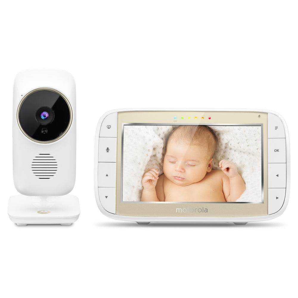 Motorola MBP844 Connect, Wi-Fi Baby Monitor