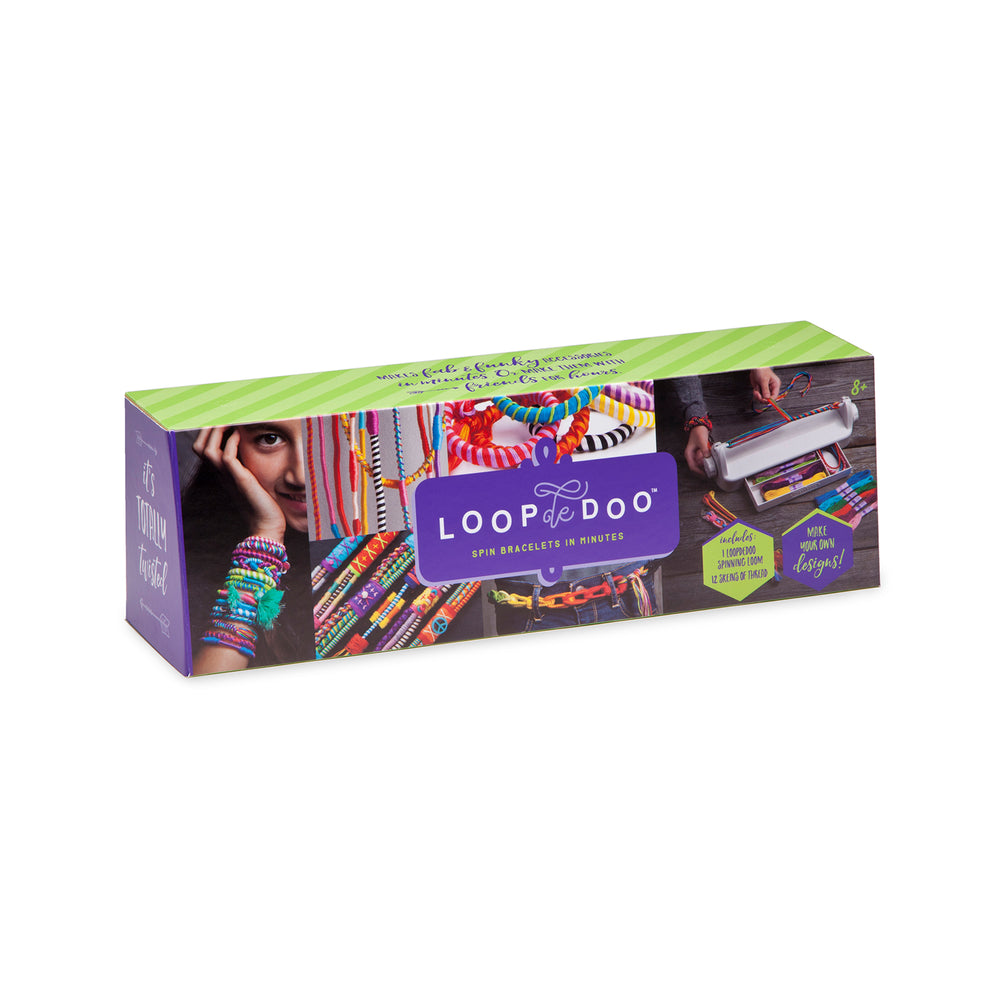Loopdeedoo Spinning Loom Kit by Ann Williams Group