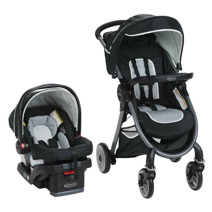 Graco Fastaction Fold 2 0 Travel System Mullaly
