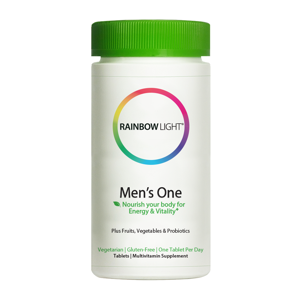 Rainbow Light Men's One Multivitamin 150 Tab