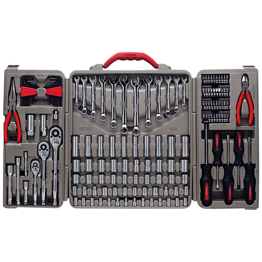 Crescent CTK148MPN 148 Piece Professional Mechanics Tool Set