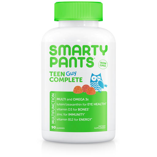 SmartyPants Teen Guy Complete Multivitamin Gummies, 90 ct