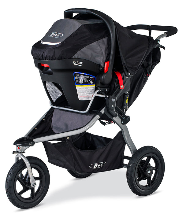 BOB® Rambler™ Travel System, Black