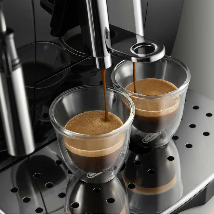 De'Longhi Magnifica XS Fully Automatic Espresso and Cappuccino Machine with Manual Cappuccino System