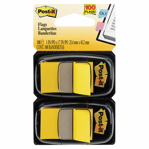 Post-it Standard Flags, 300-count