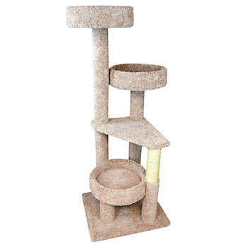 New Cat Condos 4-level Cat Lounger