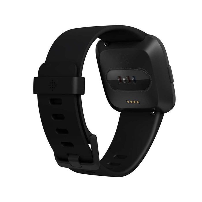 Fitbit Versa Bundle, Black