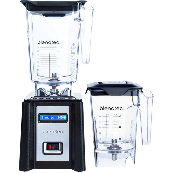 Blendtec Pro 750 Blender with WildSide+ and Mini WildSide+ Jars
