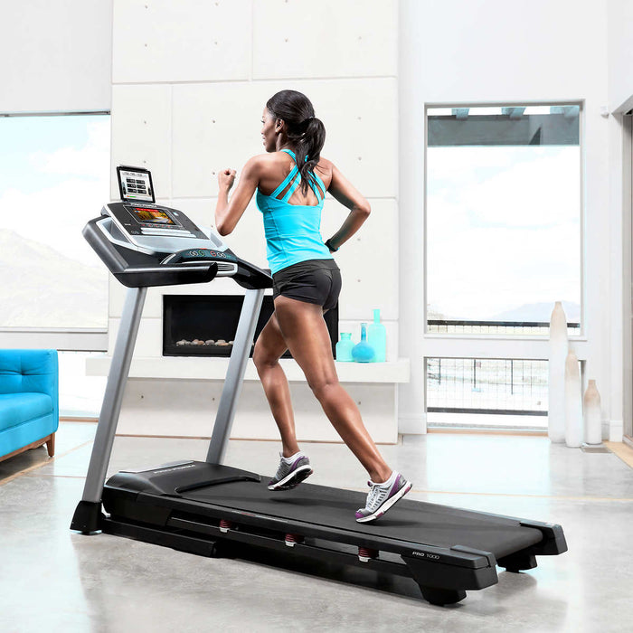 ProForm Premier 1300 Smart Treadmill with 1-Year iFit Coach Included – Assembly Required