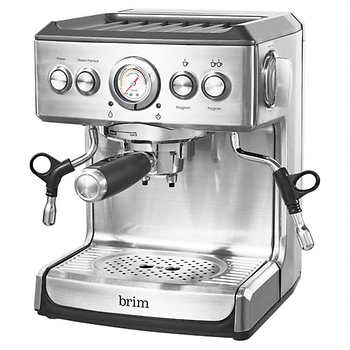 Brim 19 Bar Espresso Machine