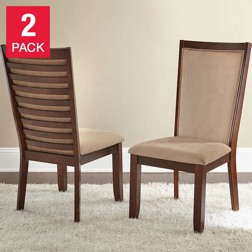 Terrific Zuri Dining Chair 2 Pack Machost Co Dining Chair Design Ideas Machostcouk