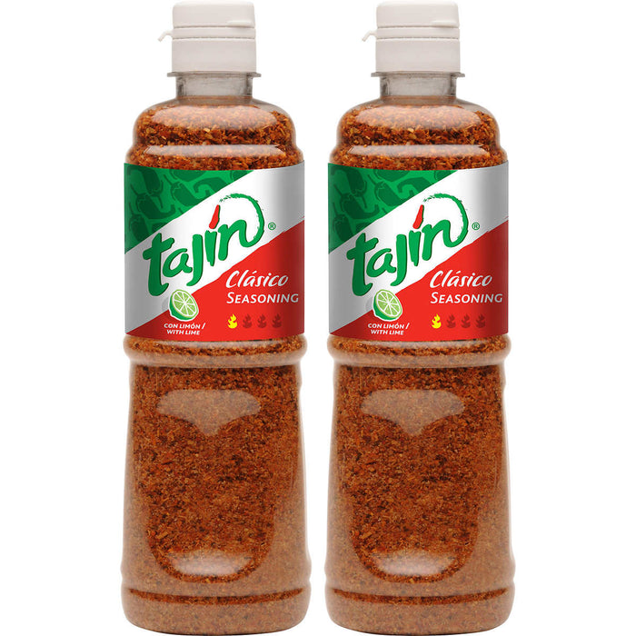 Tajin Clásico Seasoning, 14 oz, 2-count