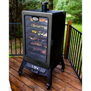 Louisiana Grills Vertical Pellet Smoker