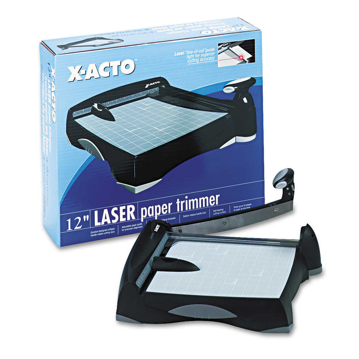 X-Acto 26234 Laser Guided 12-Sheet Paper Trimmer